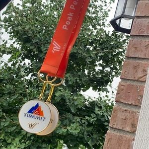 Summit All star cheer medals